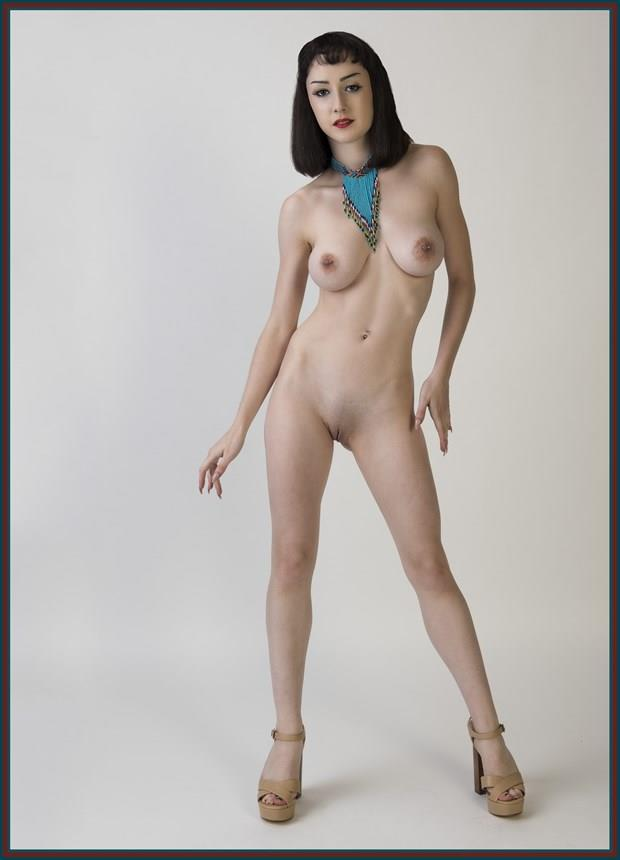 Blue colar  Artistic Nude Photo by Photographer Tommy 2's