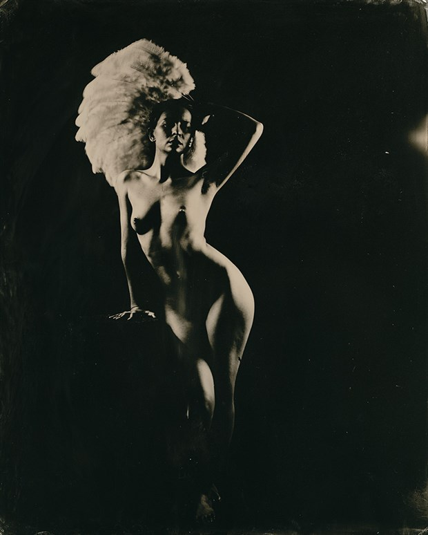 BlueRiverDream, with Fan Artistic Nude Photo by Photographer LawrencesView