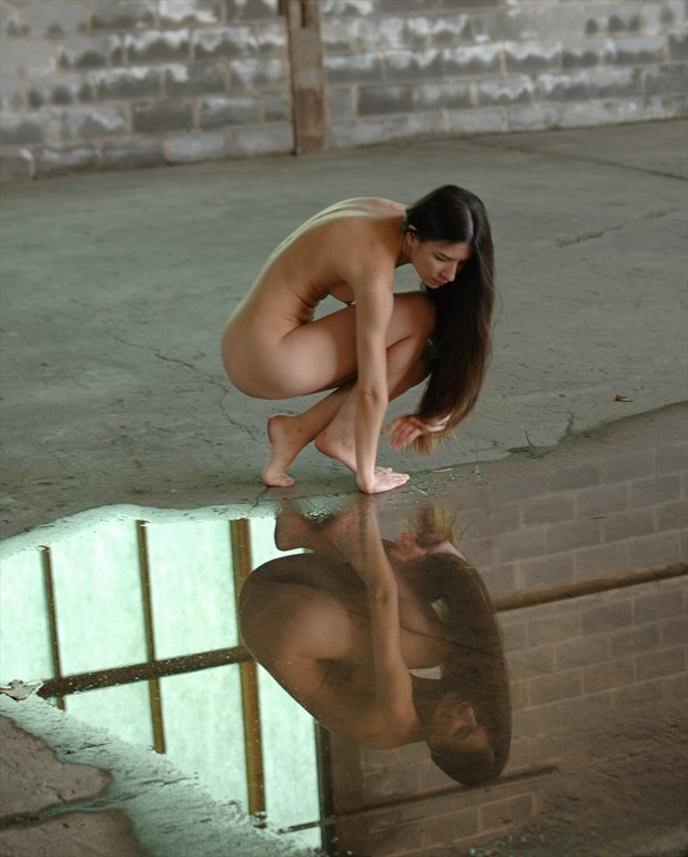 Blueriverdream...and her twin sister Artistic Nude Photo by Photographer afplcc