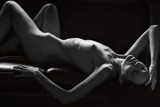 Bodie House Artistic Nude Photo by Photographer Randy Persinger