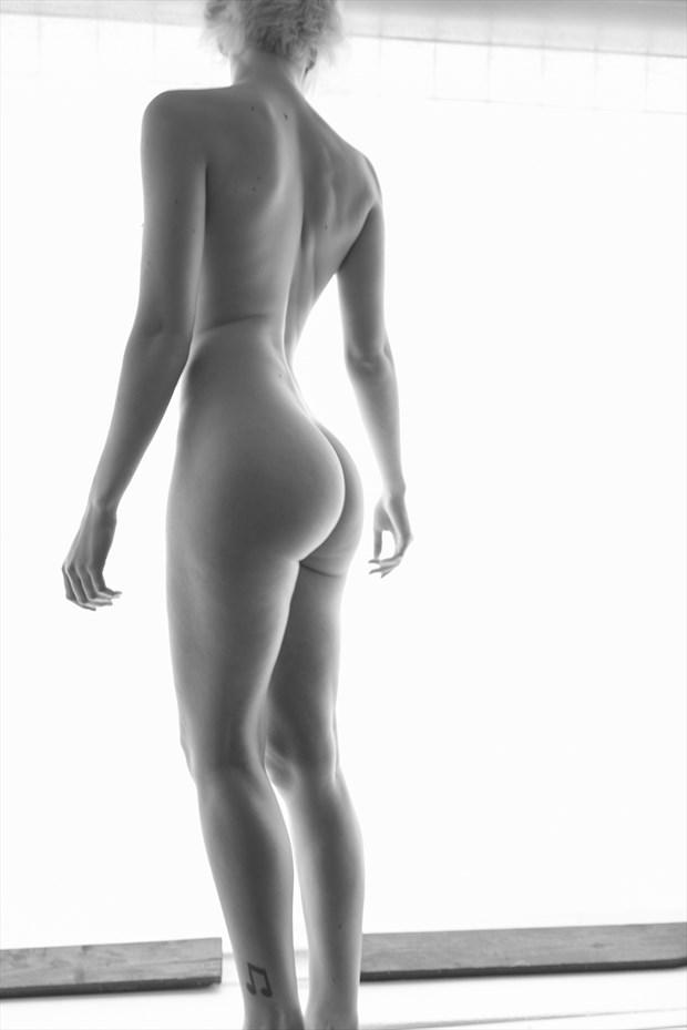 Body Artistic Nude Photo by Model Jasmine Sundstr%C3%B6m