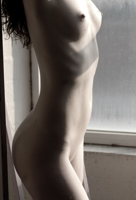 Body Artistic Nude Photo by Model Joanna