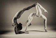Body Ballet Artistic Nude Photo by Photographer Amazilia Photography
