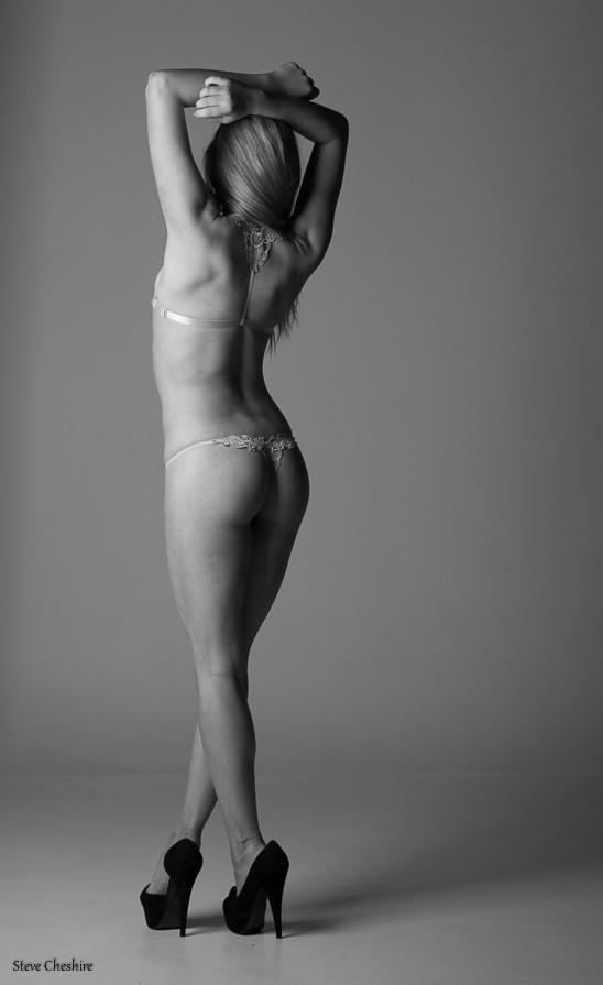 Body Beautiful Artistic Nude Photo by Photographer Slim