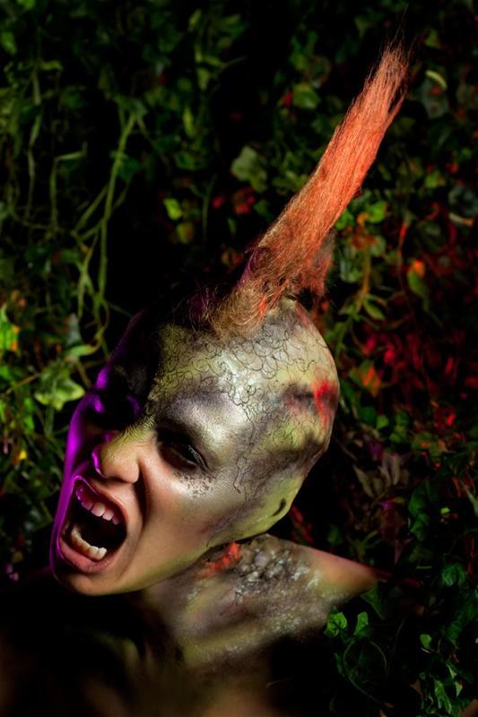 Body Painting Photo by Model NevaehLleh