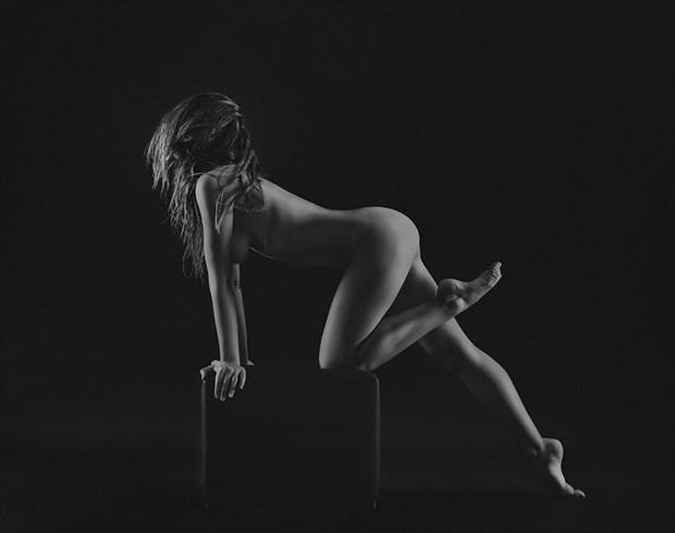 Body Studio XII Artistic Nude Photo by Photographer alevega