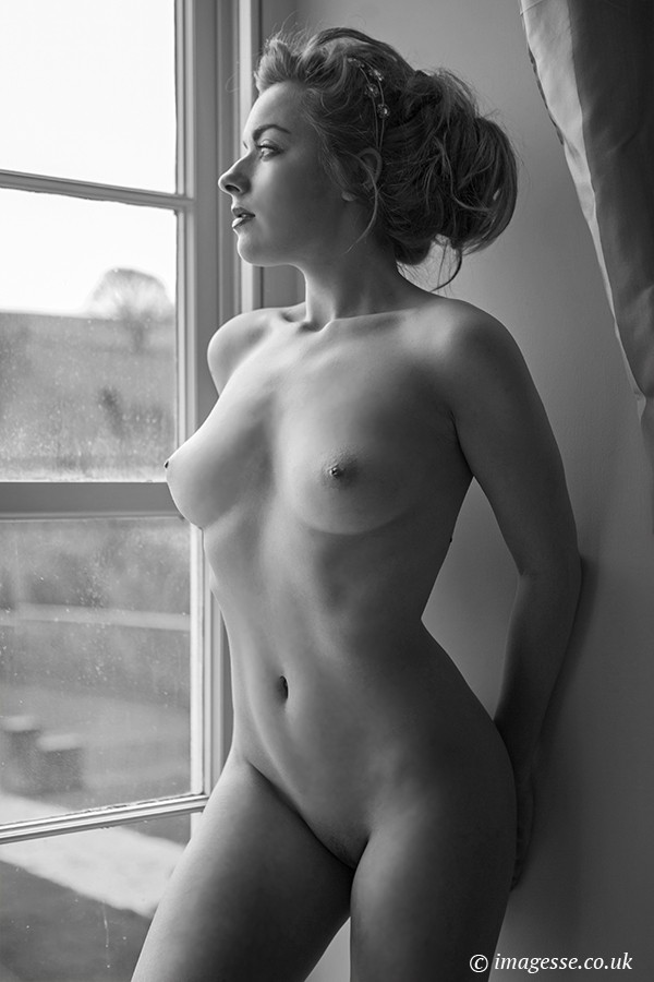 Body and Soul Artistic Nude Artwork by Model Rosa Brighid