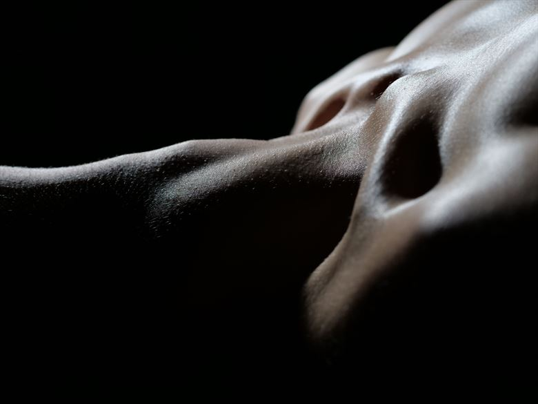 Bodyscape %231 Artistic Nude Photo by Photographer Shadows and Light