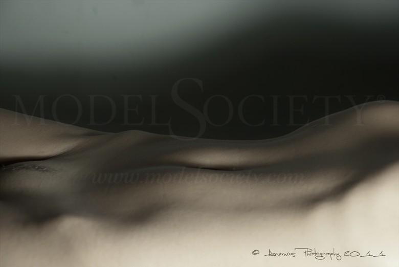 Bodyscape Artistic Nude Photo by Model Lanatrelana