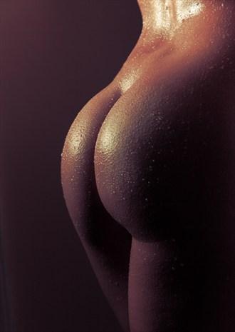 Booty Artistic Nude Photo by Model chloemodel21