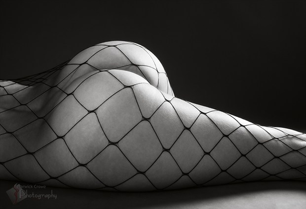 Bottom Artistic Nude Artwork by Photographer Incidental Pixel
