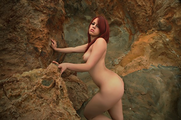 Boulders And Buttes Artistic Nude Photo by Photographer Muse Evolution Photography