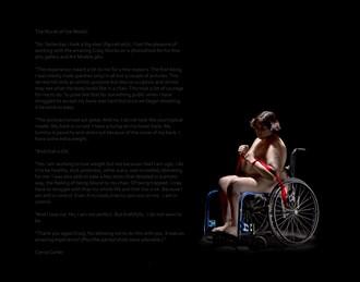 Bound Artistic Nude Photo by Photographer Craig Stocks Arts