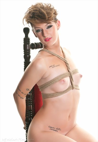 Bound Artistic Nude Photo by Photographer JeffMichaelsPhotography