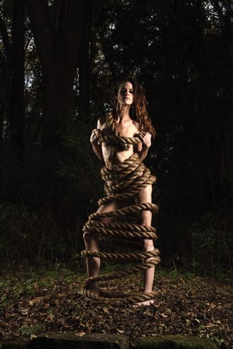 Bound Artistic Nude Photo by Photographer Natural Imaging