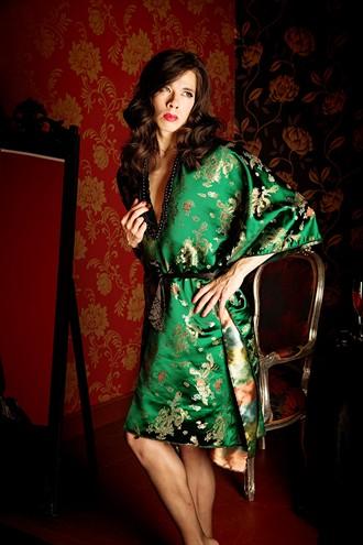 Boydoir Glamour Photo by Model Cocaine James