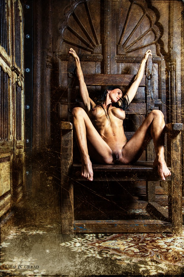 Braced Artistic Nude Photo by Photographer balm in Gilead