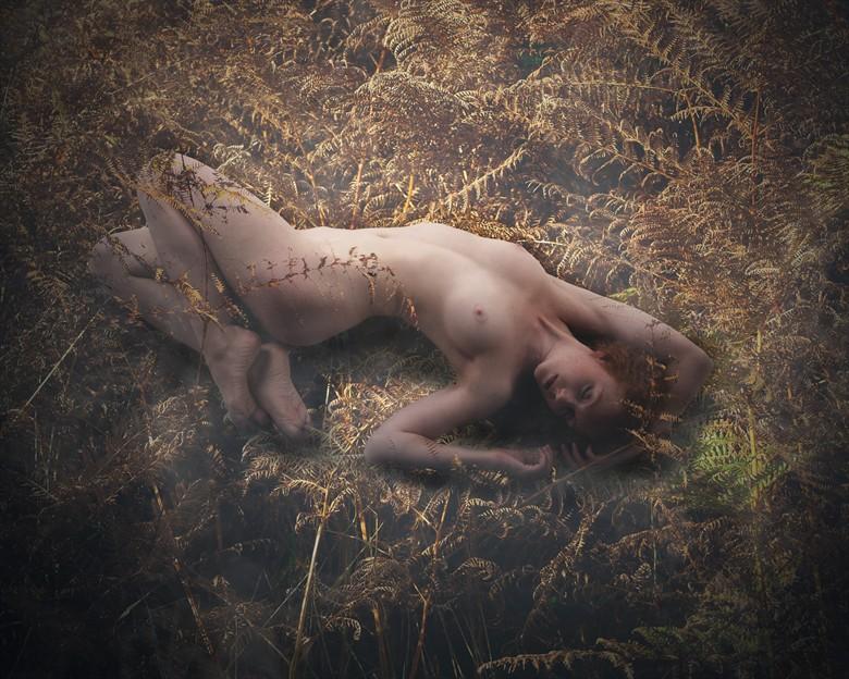 Bracken Artistic Nude Photo by Photographer Ray Kirby