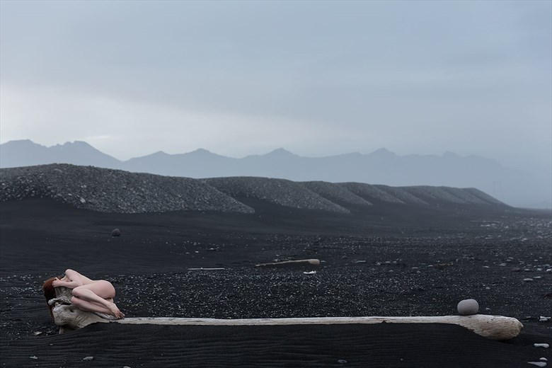 Bragi Kort, Arctic Nude Workshop 2016 Artistic Nude Photo by Model Johannsdottir