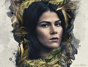 Brazilian beauty Fantasy Artwork by Artist 3ddream