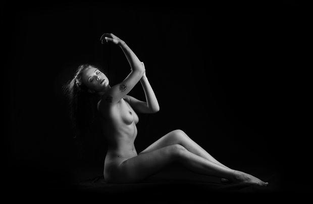 Break Free Artistic Nude Photo by Model Aurora Red