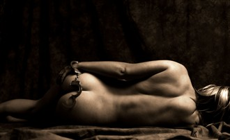 Breaking free Artistic Nude Photo by Photographer photographic artist