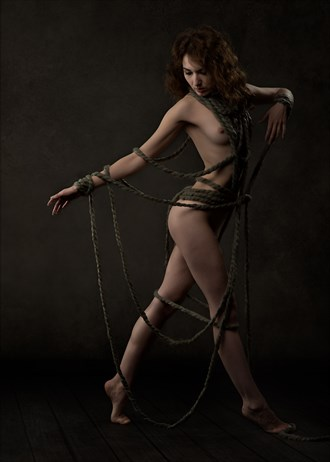 Breaking free... Artistic Nude Photo by Photographer ImageThatPhotography