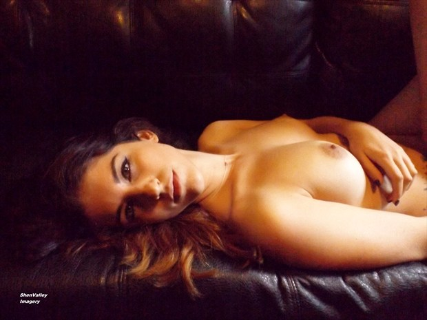 Breanna Marie Artistic Nude Photo by Photographer ShenValley Imagery