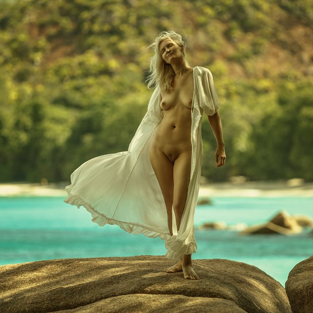 Breeze Artistic Nude Photo by Photographer dml