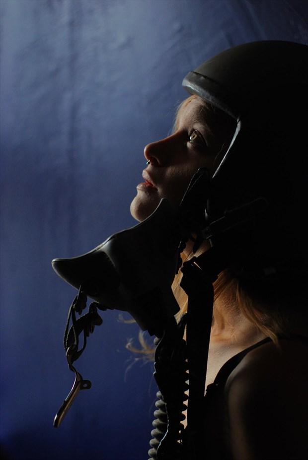 Brianna Fern Surreal Photo by Model Ursa Minor