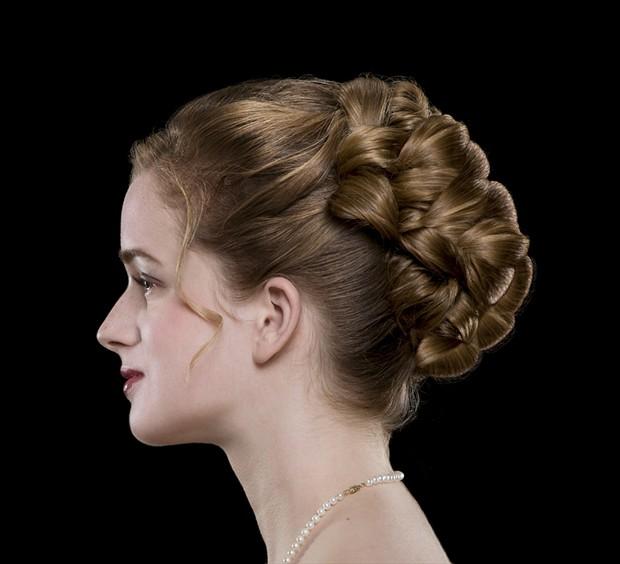 Bridal  Expressive Portrait Photo by Photographer Thomas