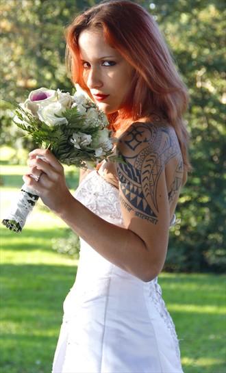 Bridal Portrait Photo by Photographer Ken Harris Photo