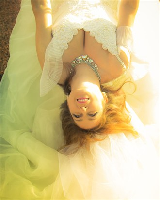 Bridal as Hell Sensual Photo by Photographer cabridges