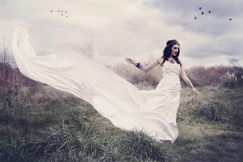 Bride of Nature Nature Photo by Photographer Matt Barnes