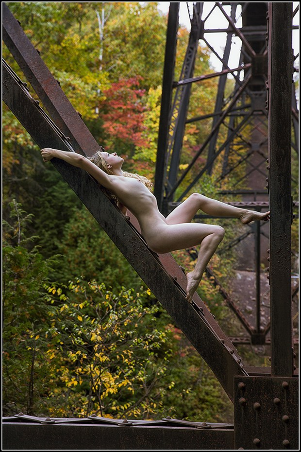 Bridge Of Sighs Artistic Nude Photo by Photographer Magicc Imagery