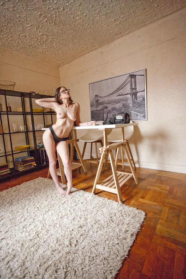 Bridge Work Artistic Nude Photo by Photographer ullrphoto