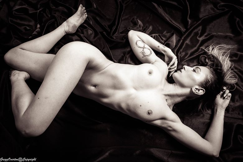 Brit exposed Artistic Nude Photo by Photographer Revel Photo