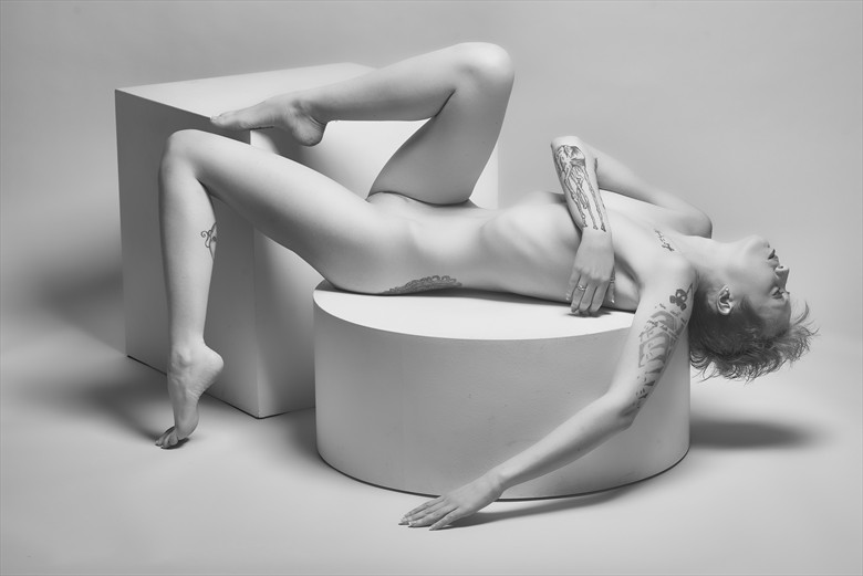 Britany Artistic Nude Photo by Photographer StromePhoto