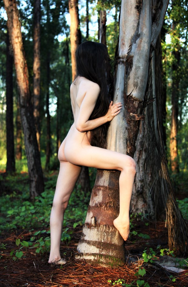 Brittany Artistic Nude Photo by Photographer Lisa Paul Everhart