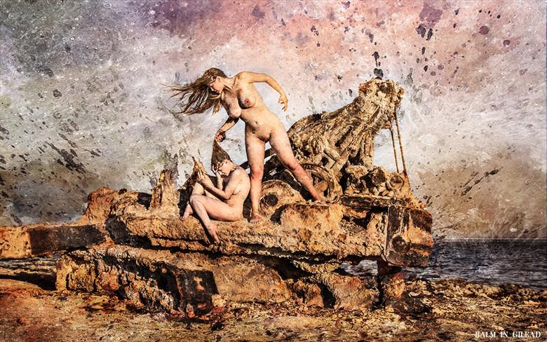 Broken machines, broken people Artistic Nude Photo by Photographer balm in Gilead
