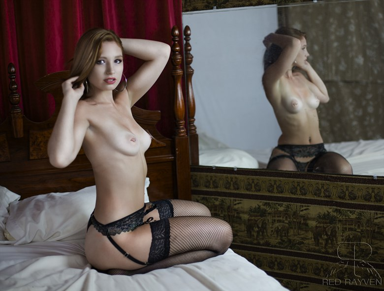 Brooke Artistic Nude Photo by Photographer Red Rayven