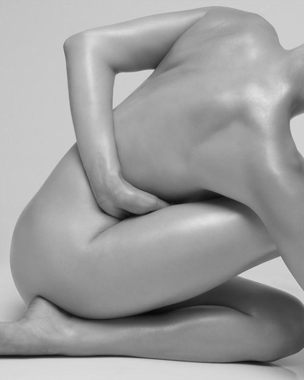 Brooke I Artistic Nude Photo by Photographer Sylvie B
