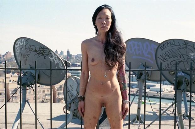 Brooklyn Nude Artistic Nude Artwork by Model Ree Ja