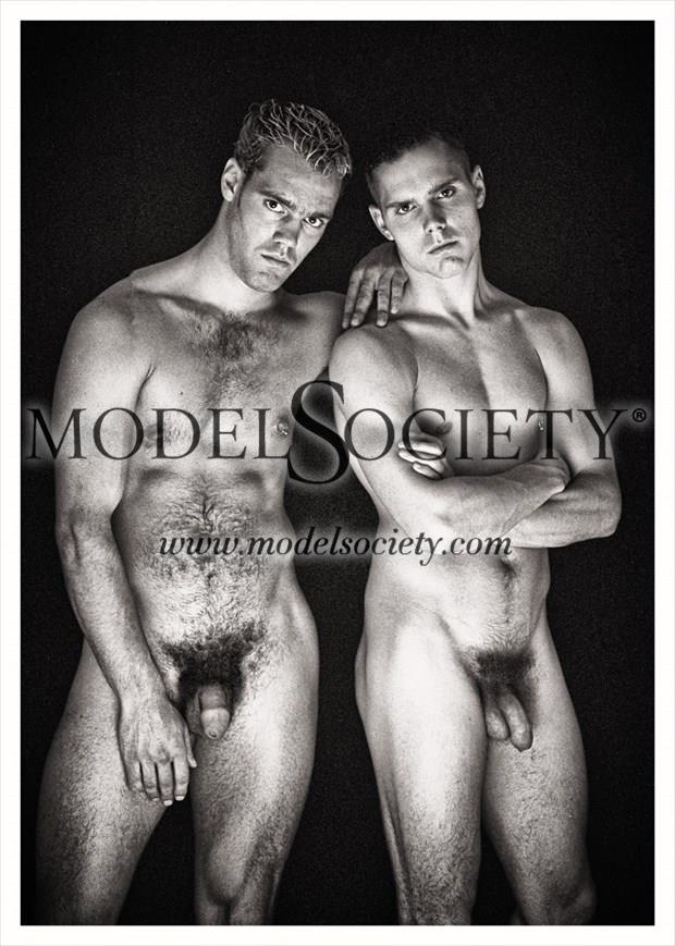 Brothers Artistic Nude Photo by Photographer Town Crier Photos