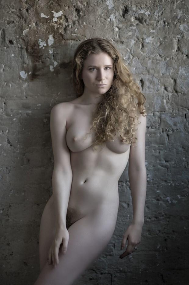 Bruce Margolis Artistic Nude Photo by Model Jen Somerfield
