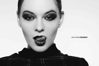Bubblefum Close Up Photo by Model Shaun Tia