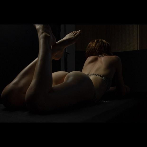 Bumday Artistic Nude Photo by Model Saturn Werde