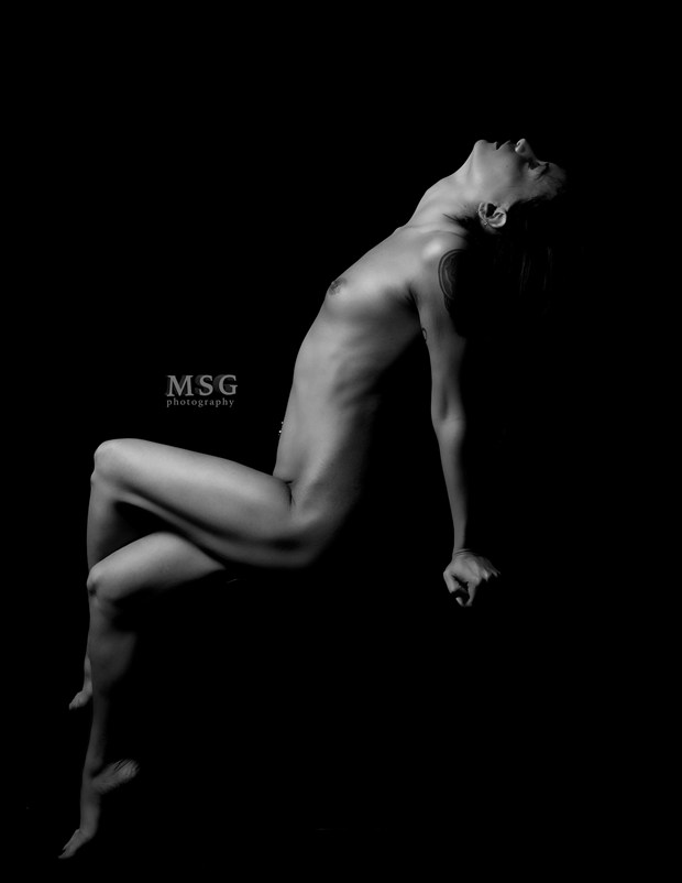 Bunni Artistic Nude Photo by Photographer MSG Photography