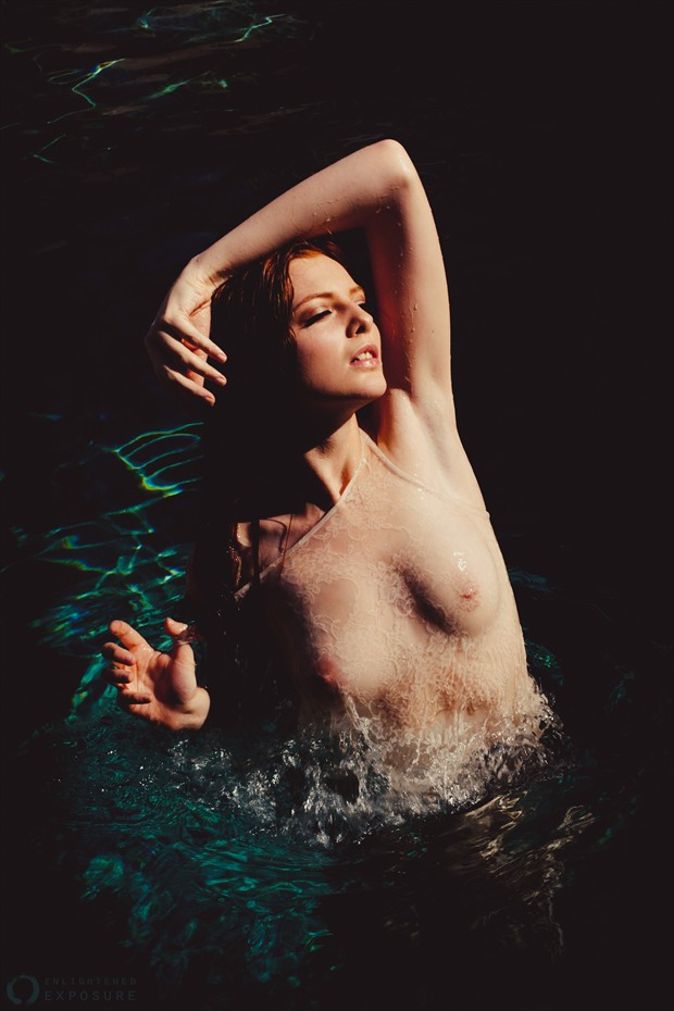 Buoyant Artistic Nude Photo by Photographer Enlightened Exposure