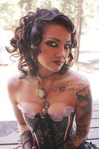 Burlesque Tattoos Photo by Model april.xtine